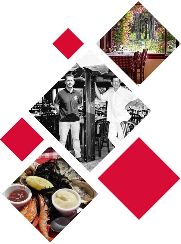 Le restaurant - P'tite Casquette - La Turballe
